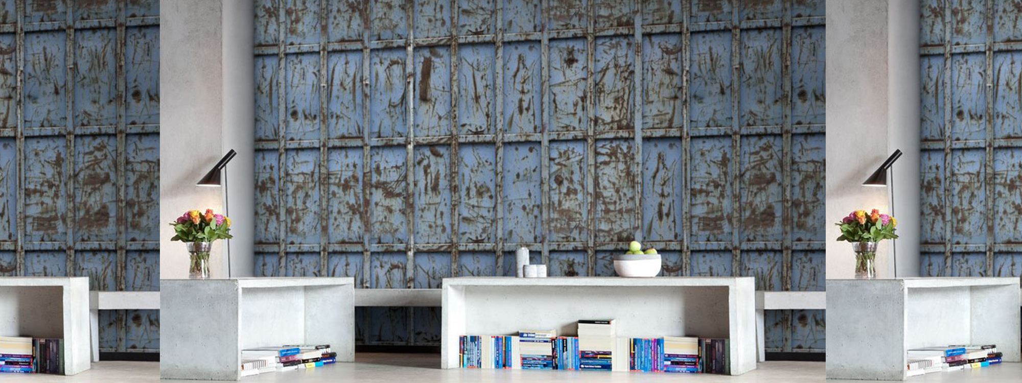 INTERIORS TRENDS: UNFINISHED BUSINESS
